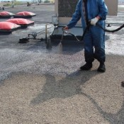 хидроизолация на покриви от алпинисти