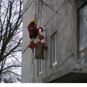саниране и топлоизолации от алпинисти